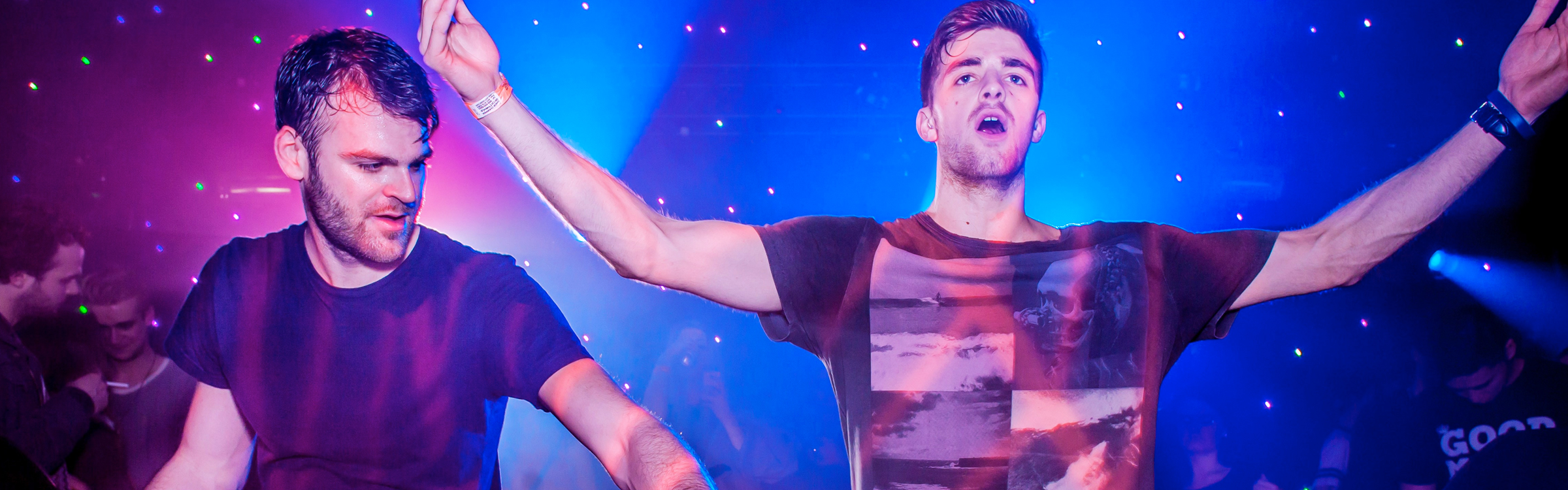 Header the chainsmokers nieuw