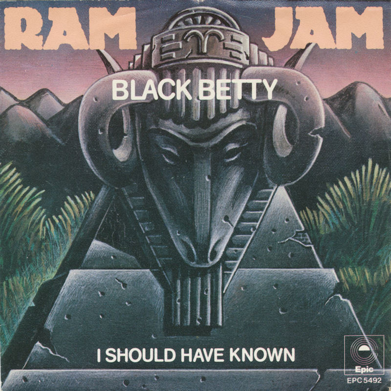 Ram jam black betty epic 7
