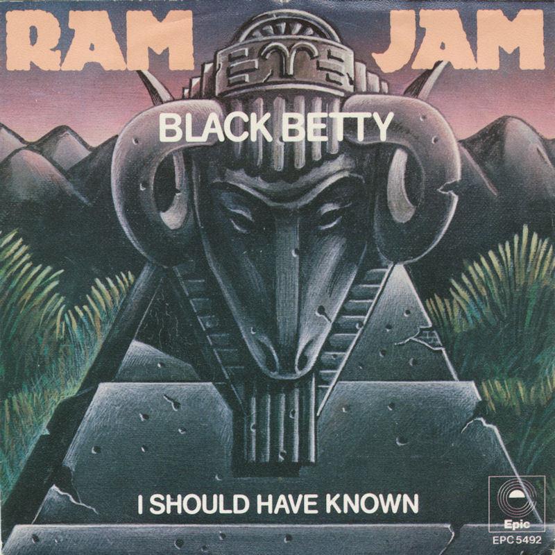 Ram jam black betty epic 7