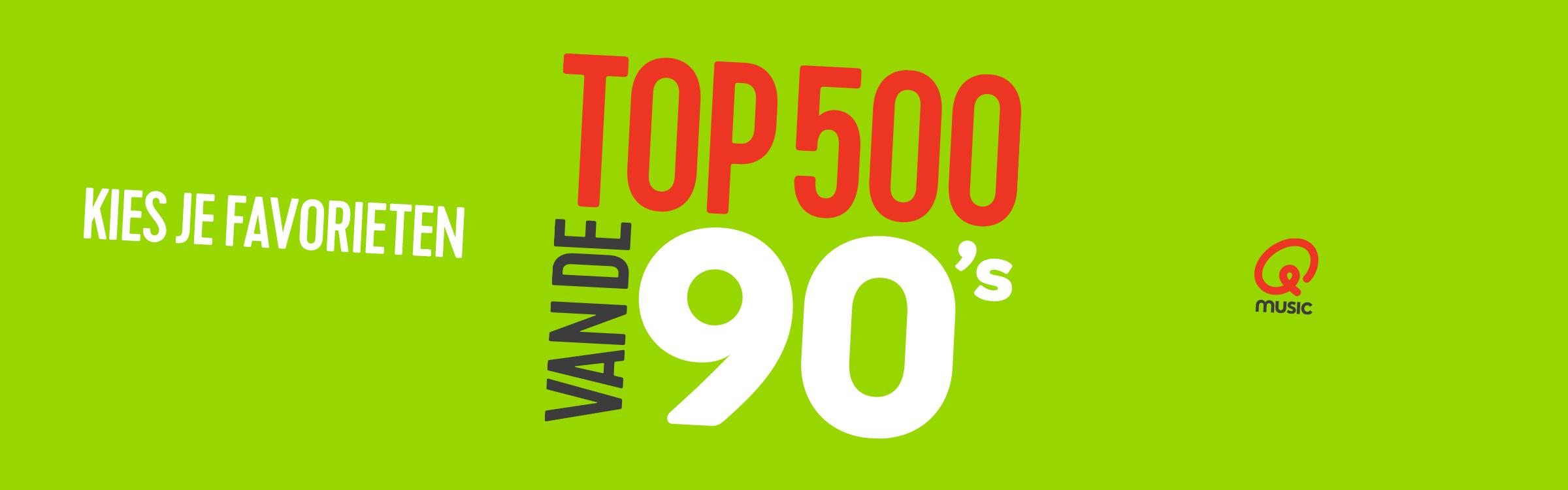 Qmusic actionheader 90s