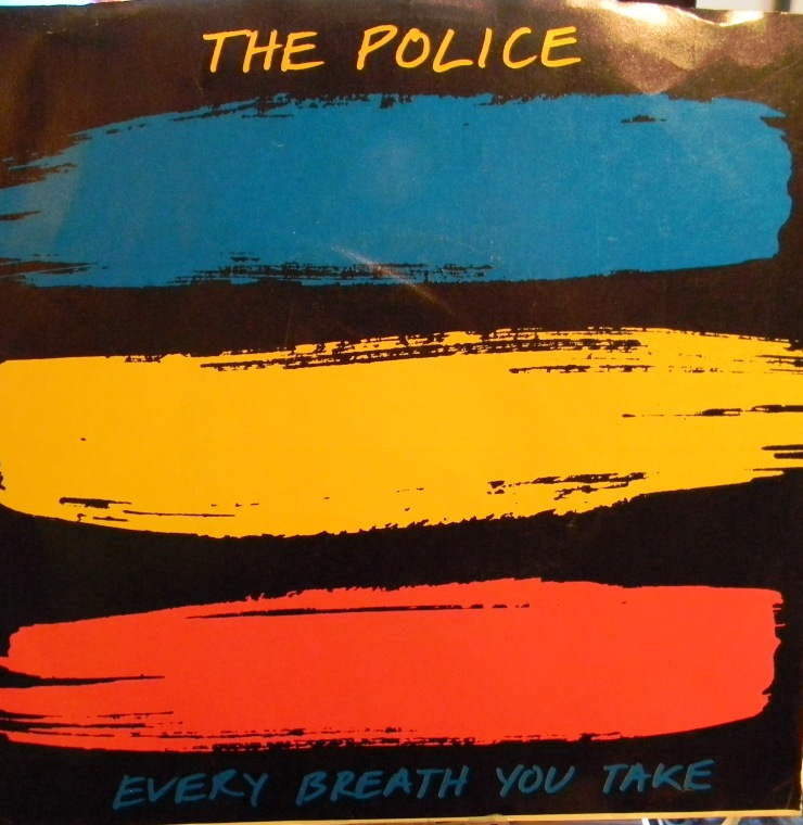 Thepolice  everybreath