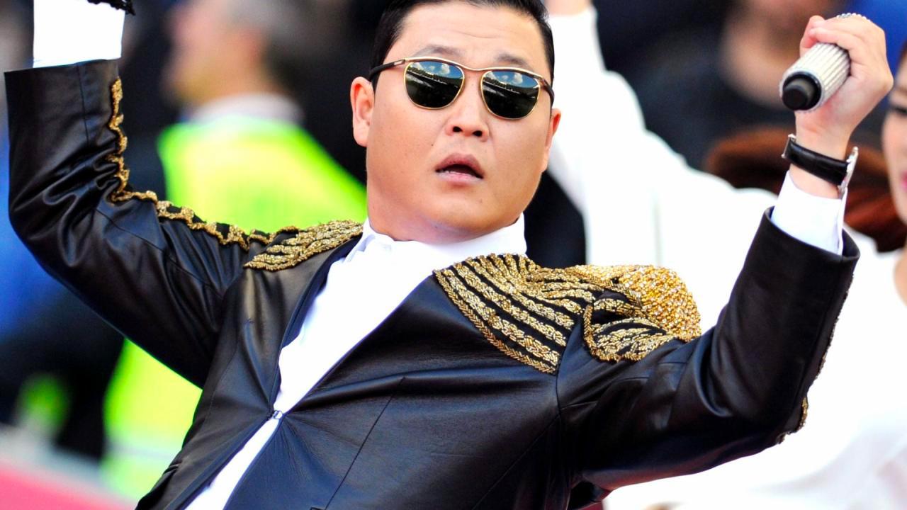 Psy gangnamstyle