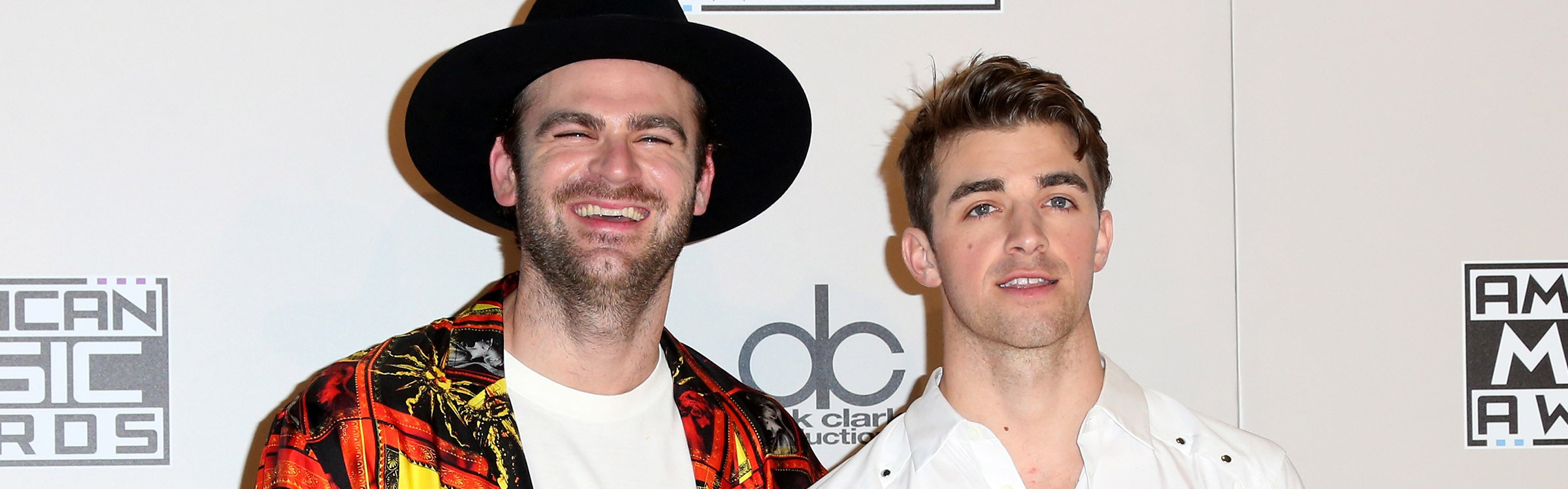 Header chainsmokers oke