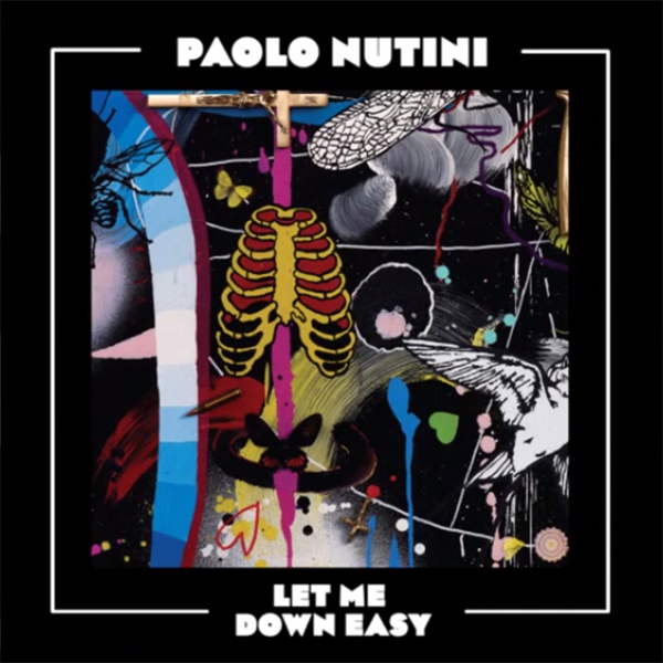 Paolo nutini let me down easy 2014