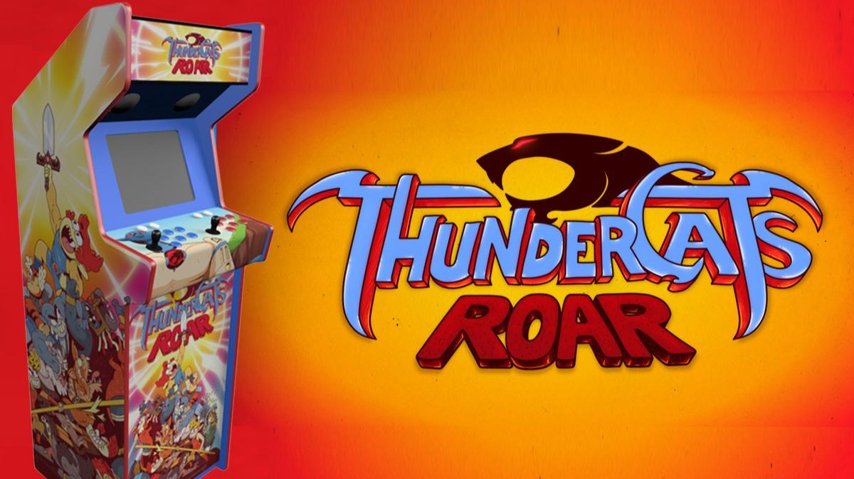 Thunderbirdsroarspel