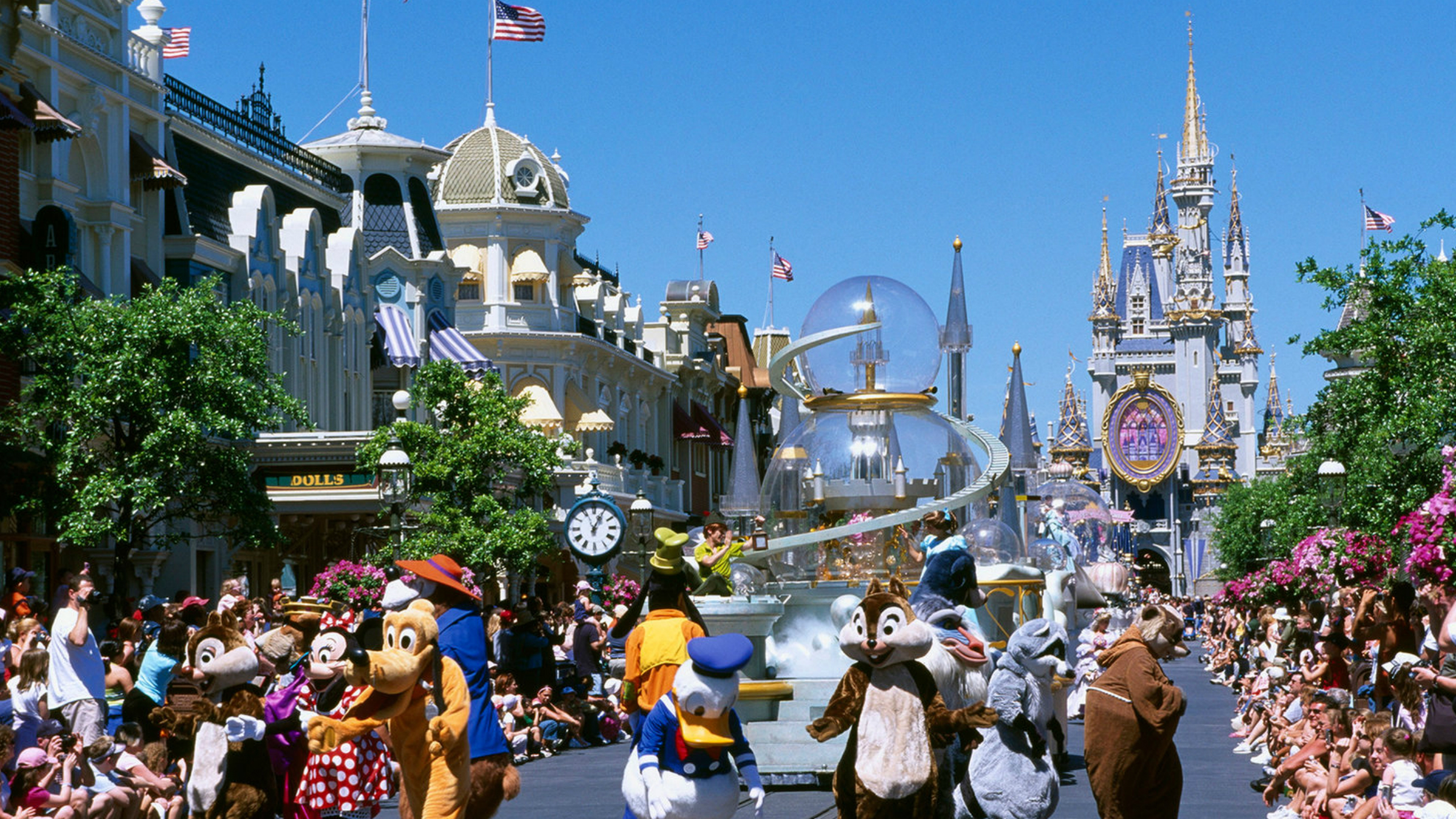 Disney world   1350