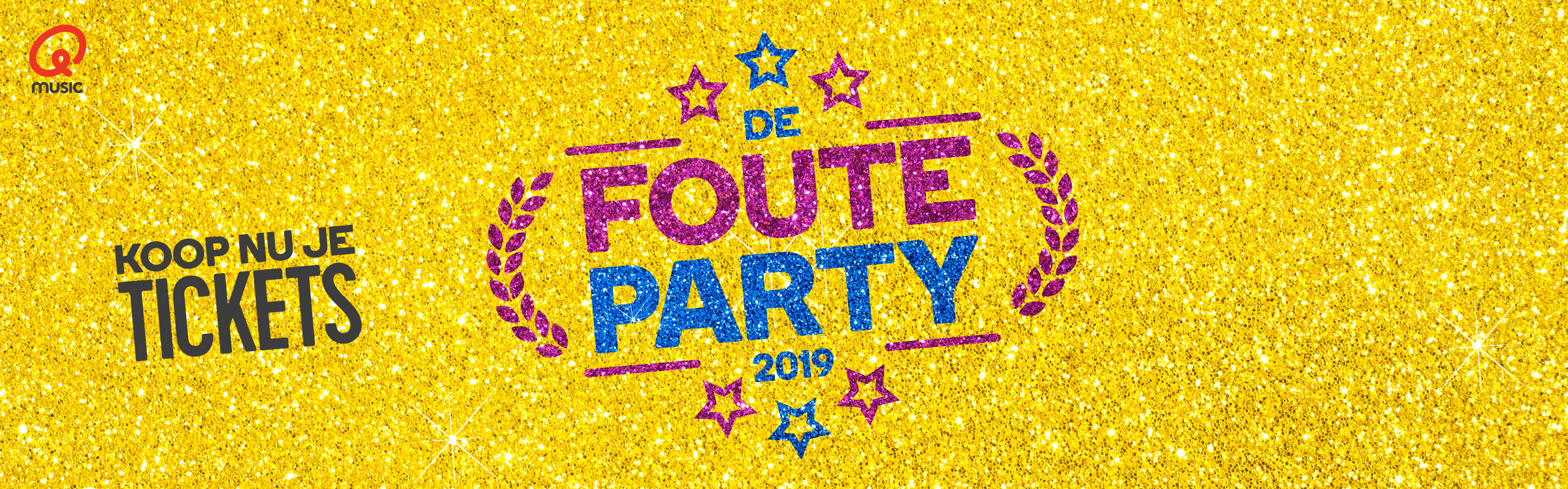 Qmusic actionheader fouteparty2019