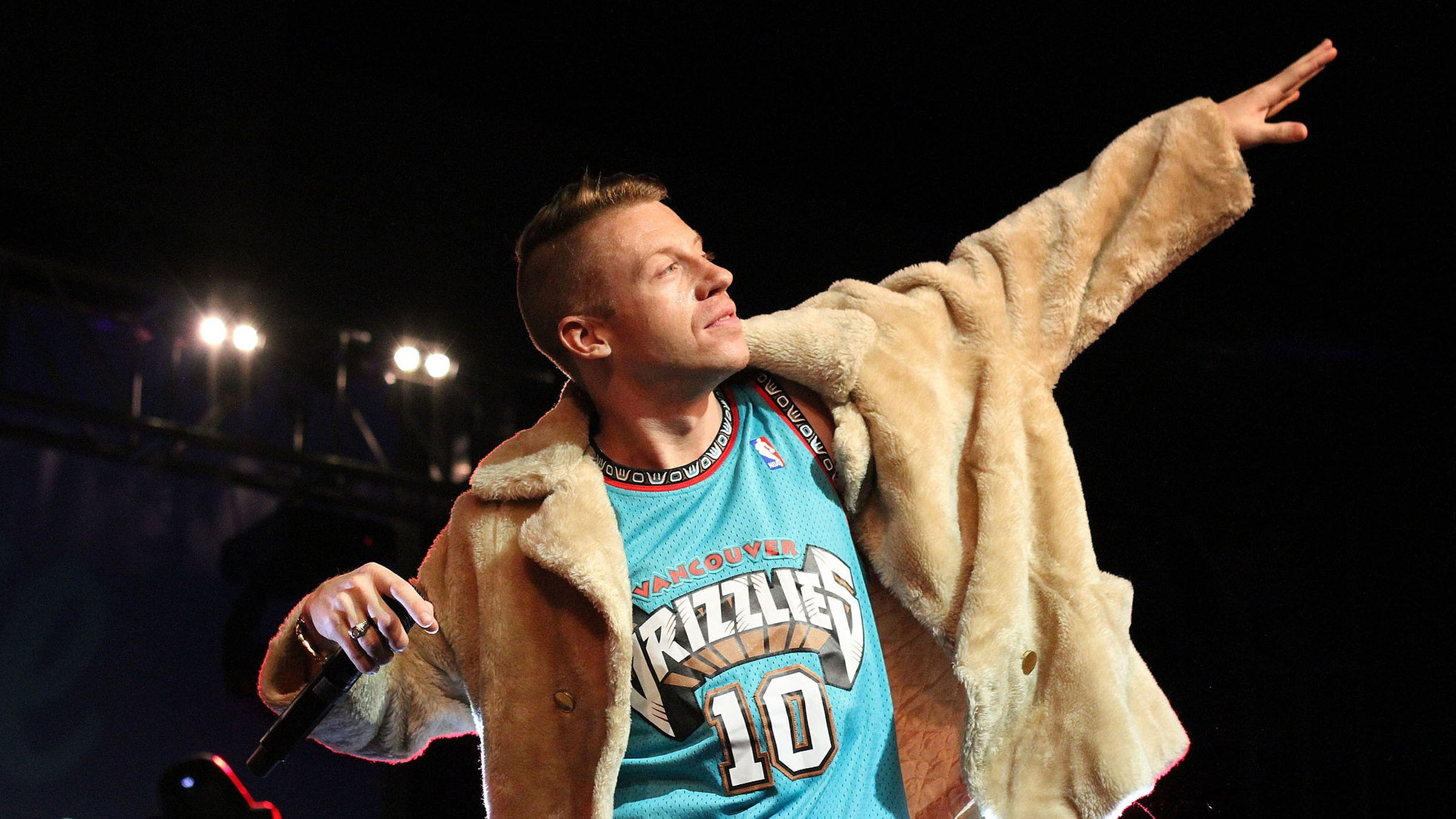 Macklemorehome