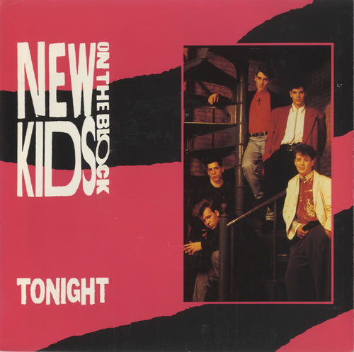 New kids on the block tonight 8896