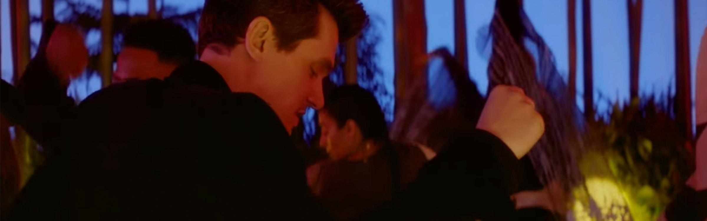 John mayer dancing