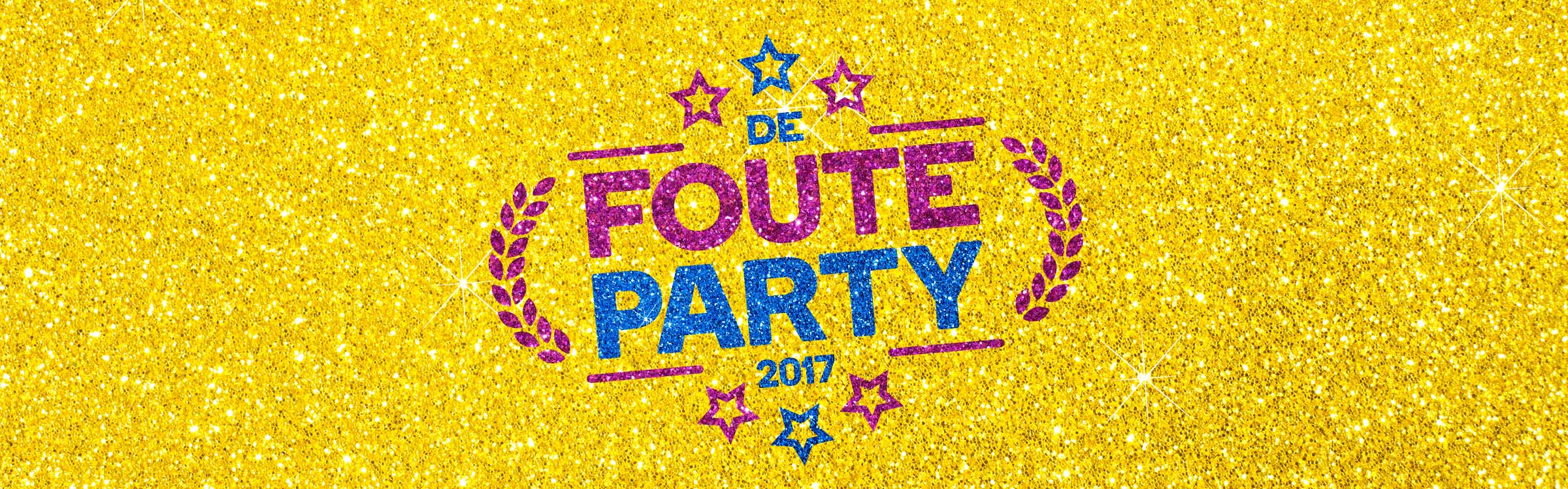 Header qmusic teaser fouteparty2017
