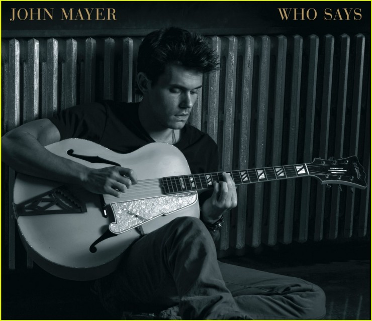 John mayer who says artwork 01
