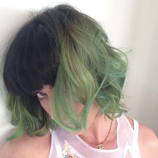 Katyperry groen
