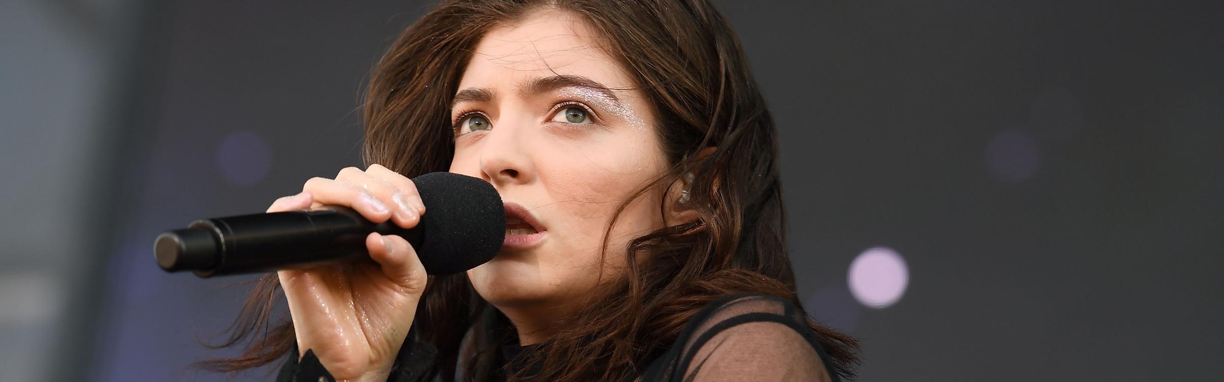 Lorde header
