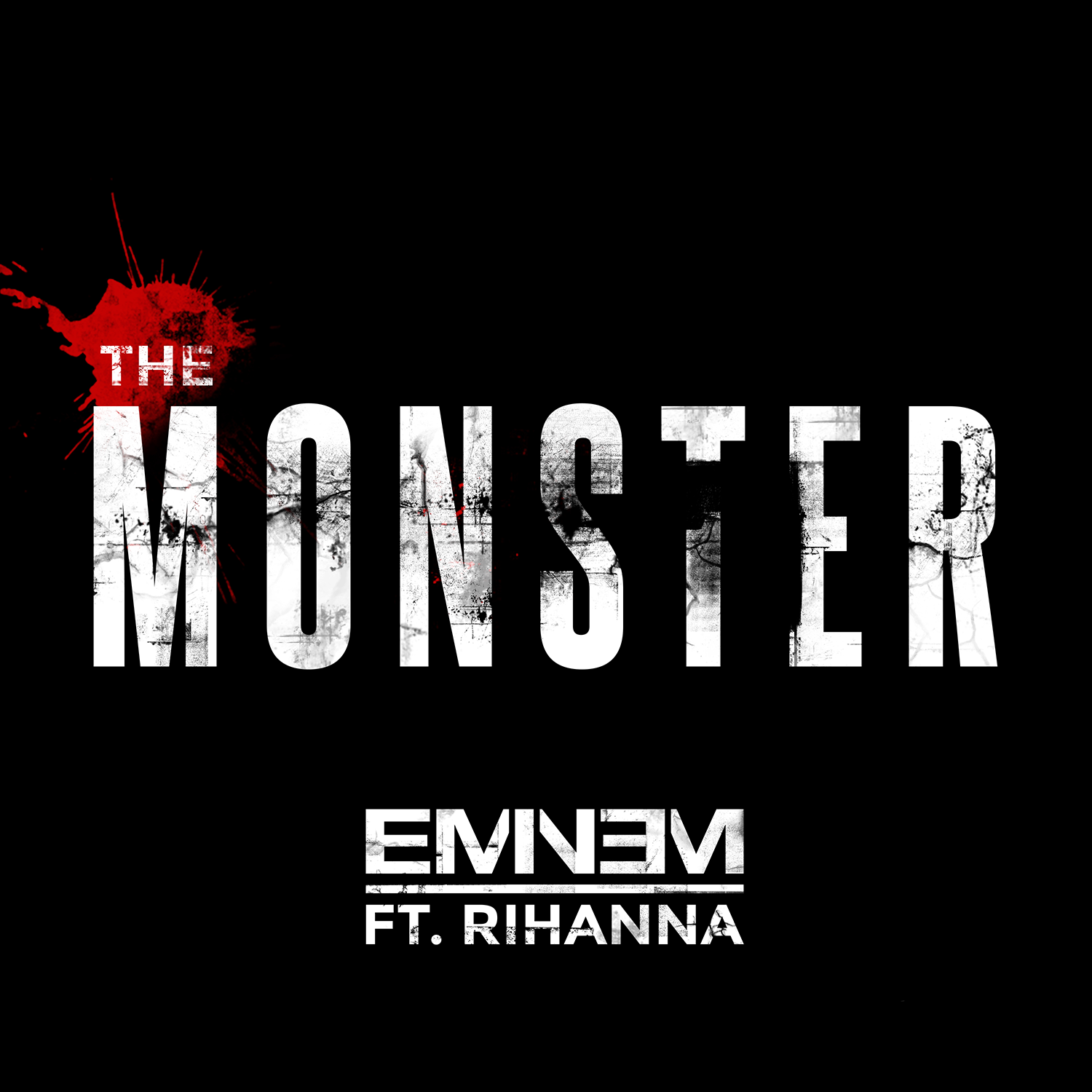 Eminem the monster 2013 1500x1500