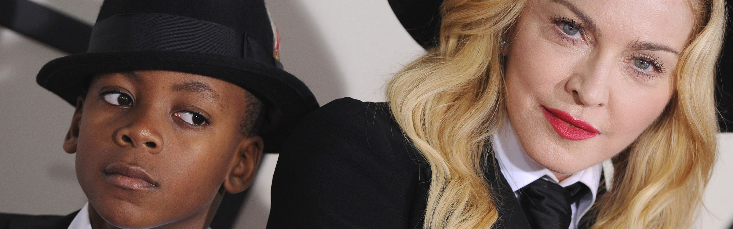 Madonna header