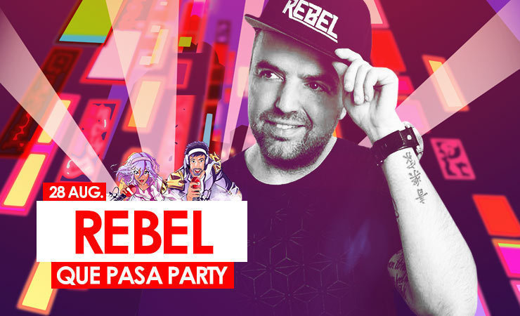 Atp quepasa party rebel