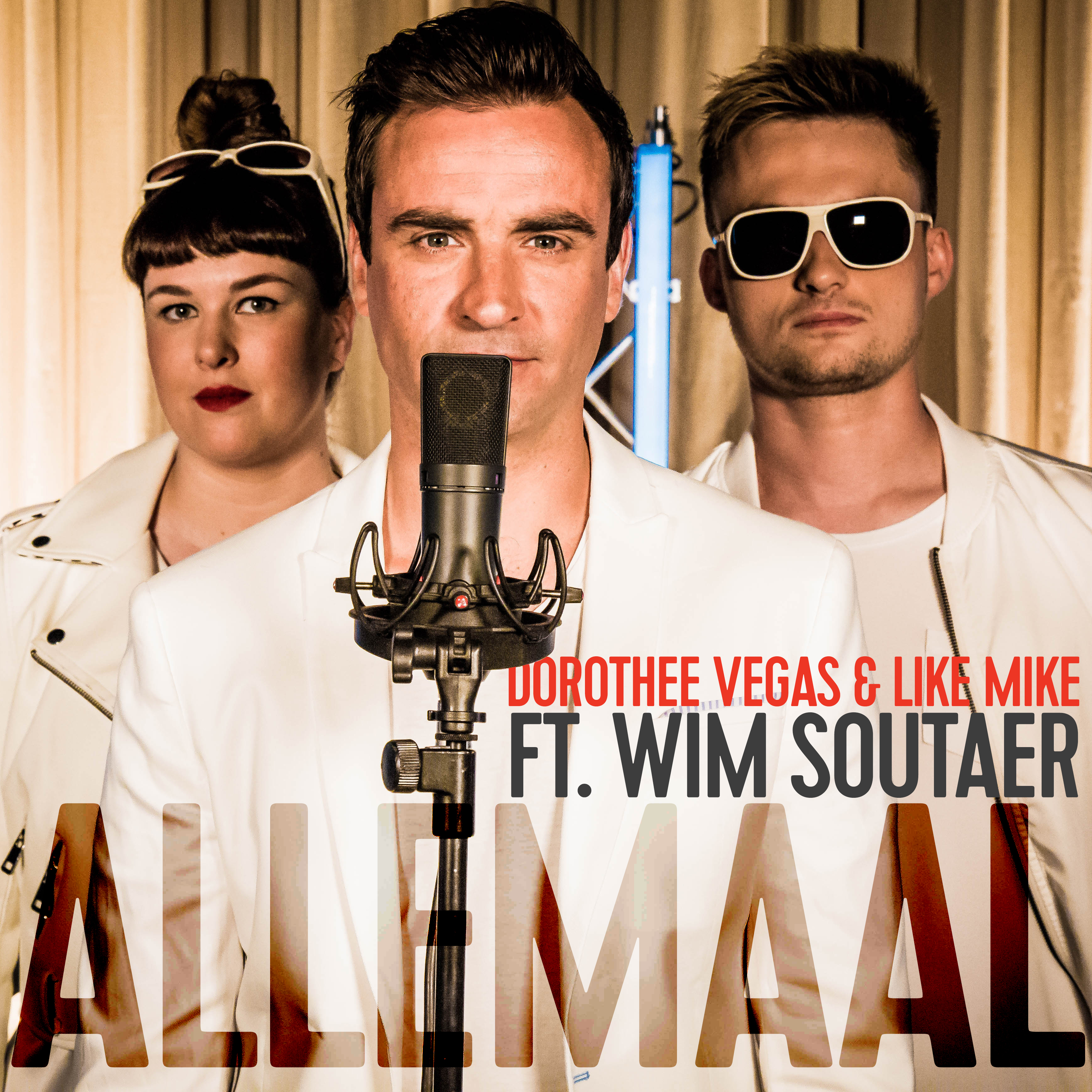 Cover allemaal remix 9524