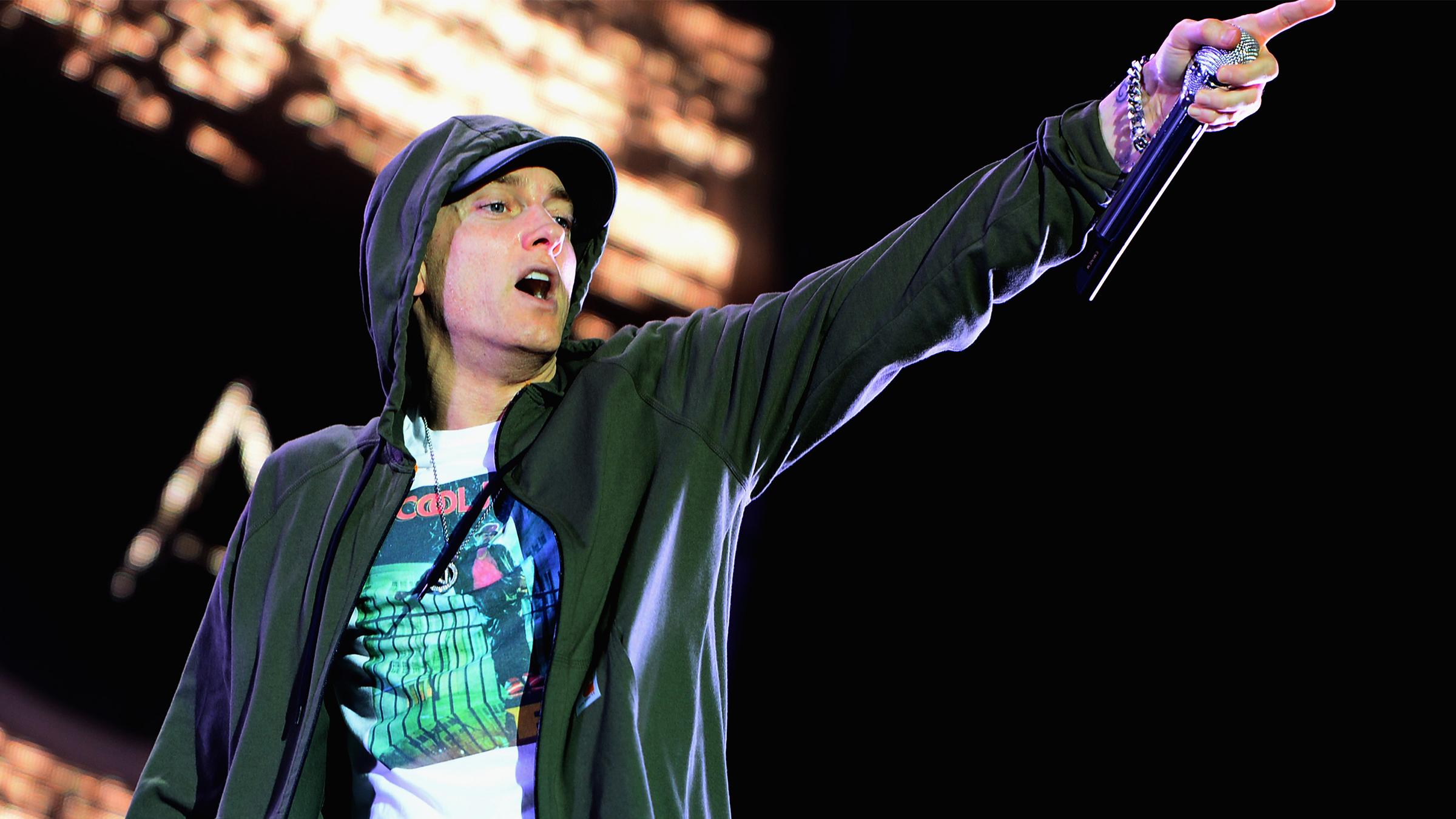 Eminem teaserjuist
