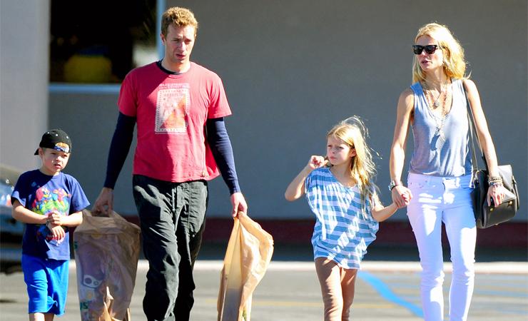 Chrismartin family