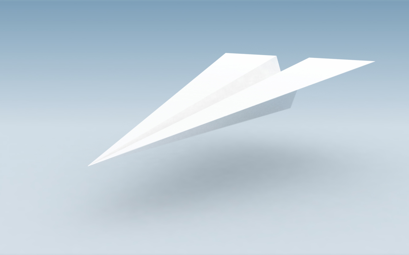 Day08 paperplane