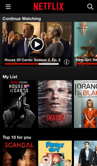 Netflixapp