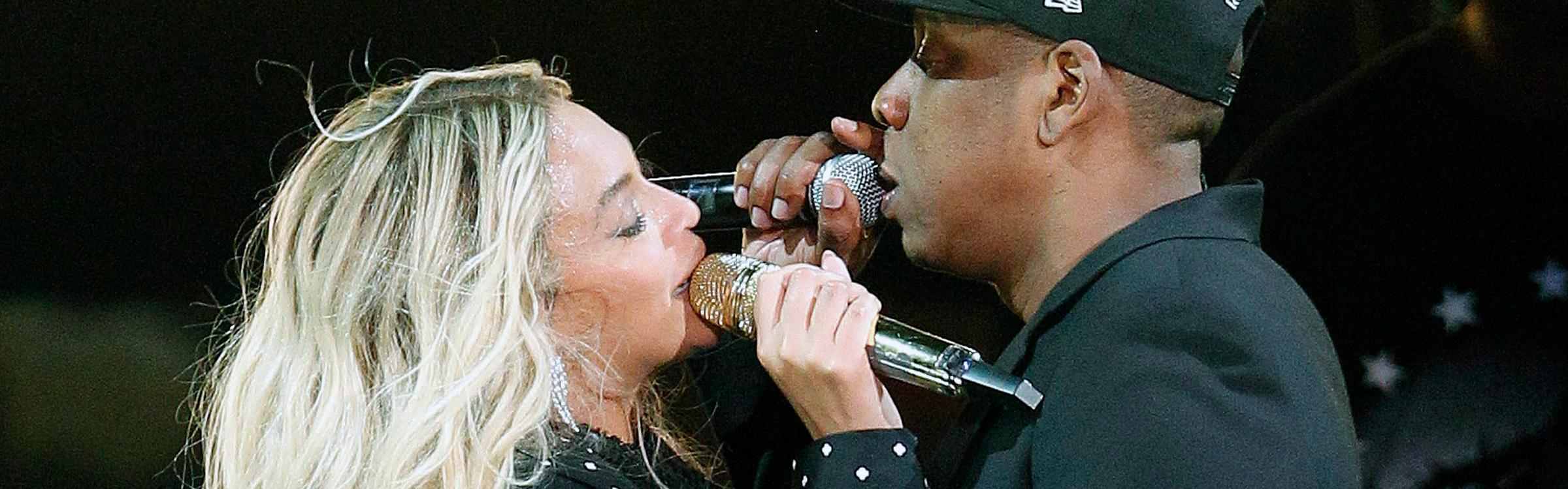 Beyonce jay z huis