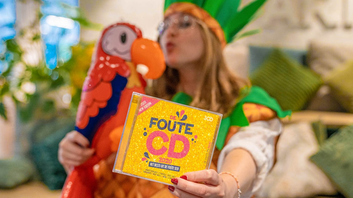 Inge foute cd fix