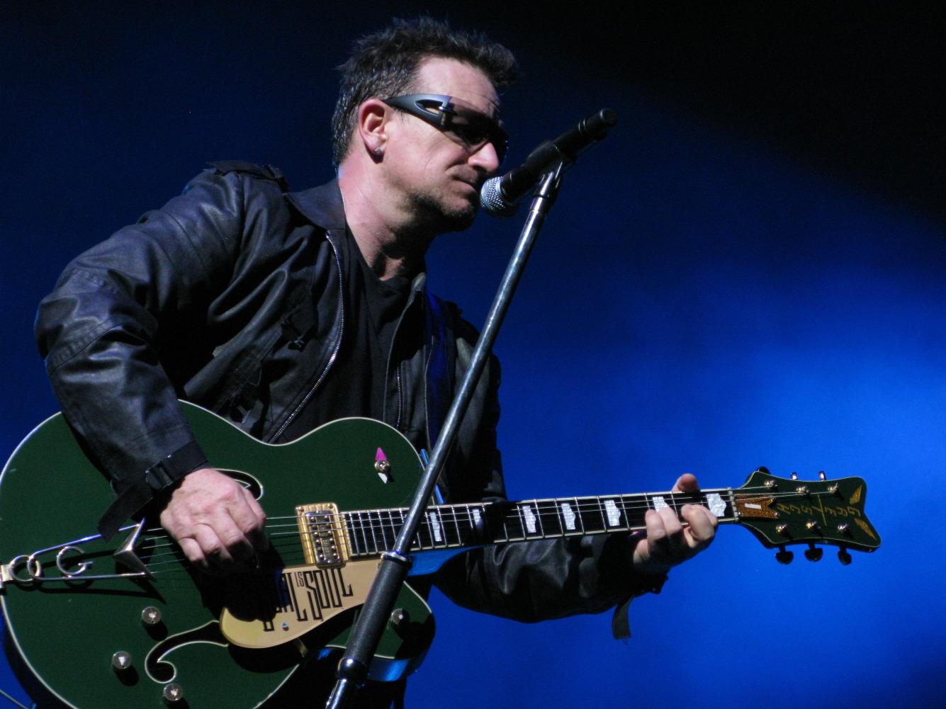 Bono u2 1