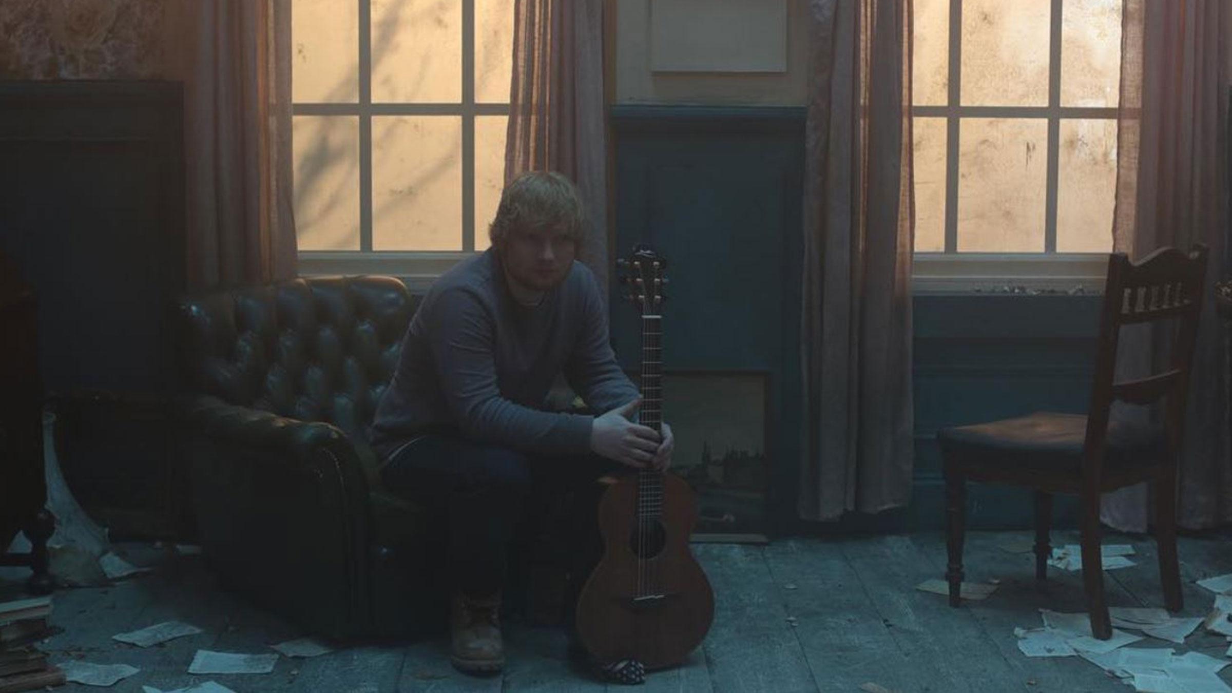 Ed sheeran nieuwe video home