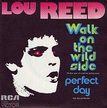 Lou reed walk on the wild side andar por el camino peligroso rca victor s