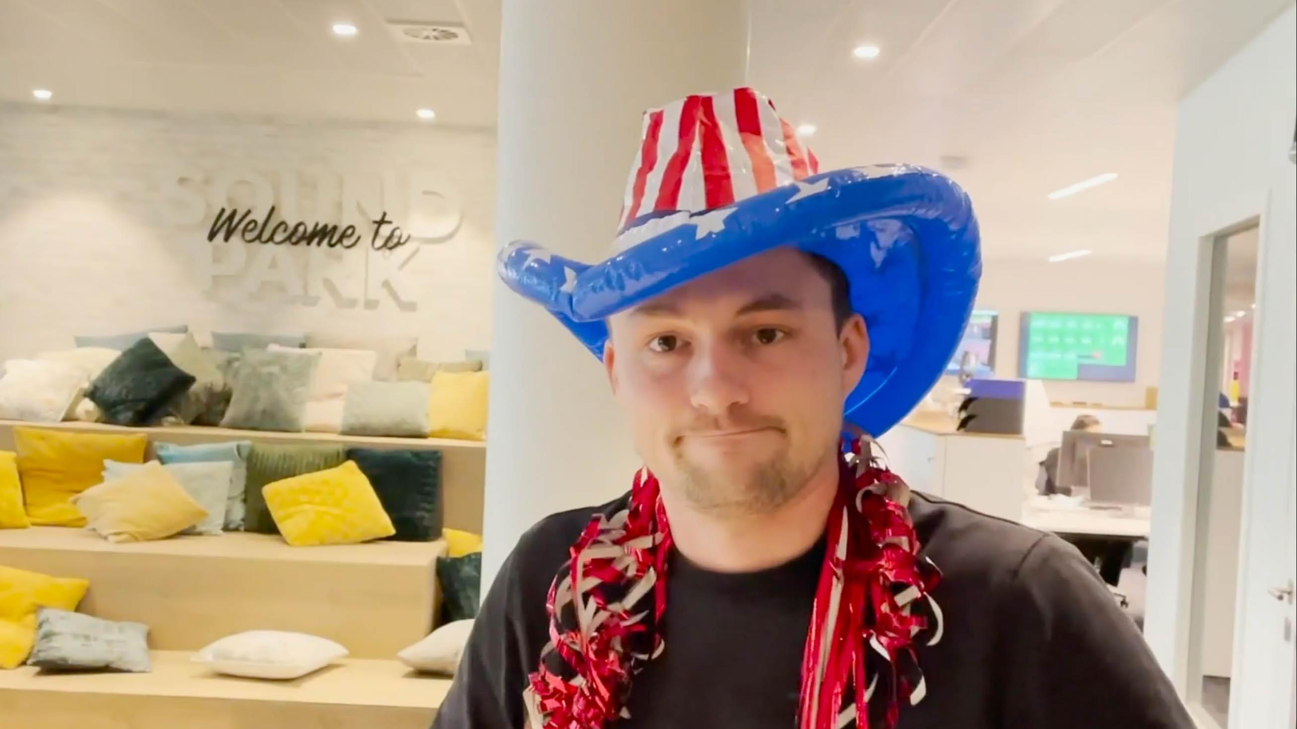 Maarten howdy