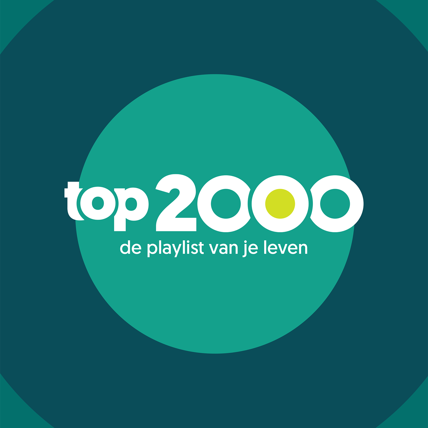 Top2000 groen home
