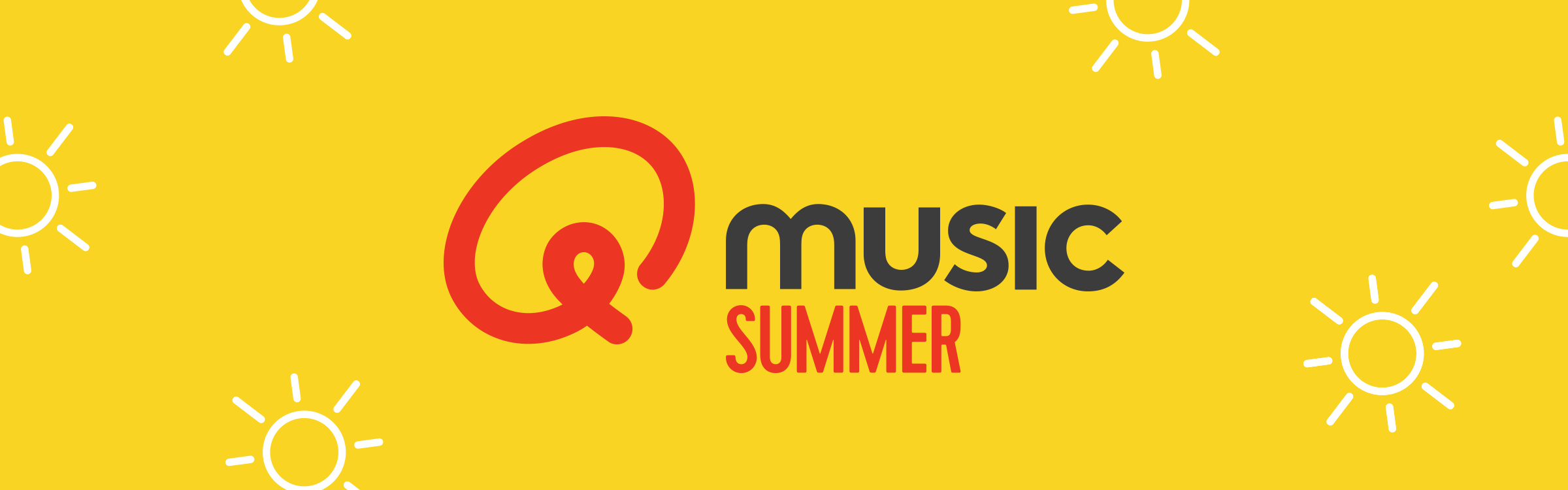 Qmusic actionheader summer