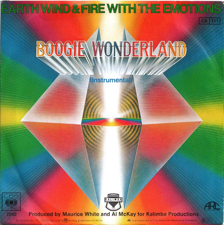 Earth wind and fire boogie wonderland 1979 2