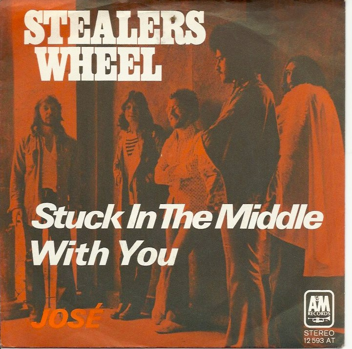 Stealers wheel stuck in the middle with you am 5