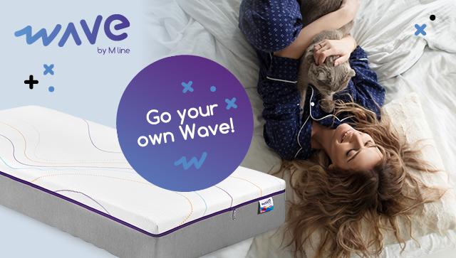 Wave By M line - Verjaardagsrad