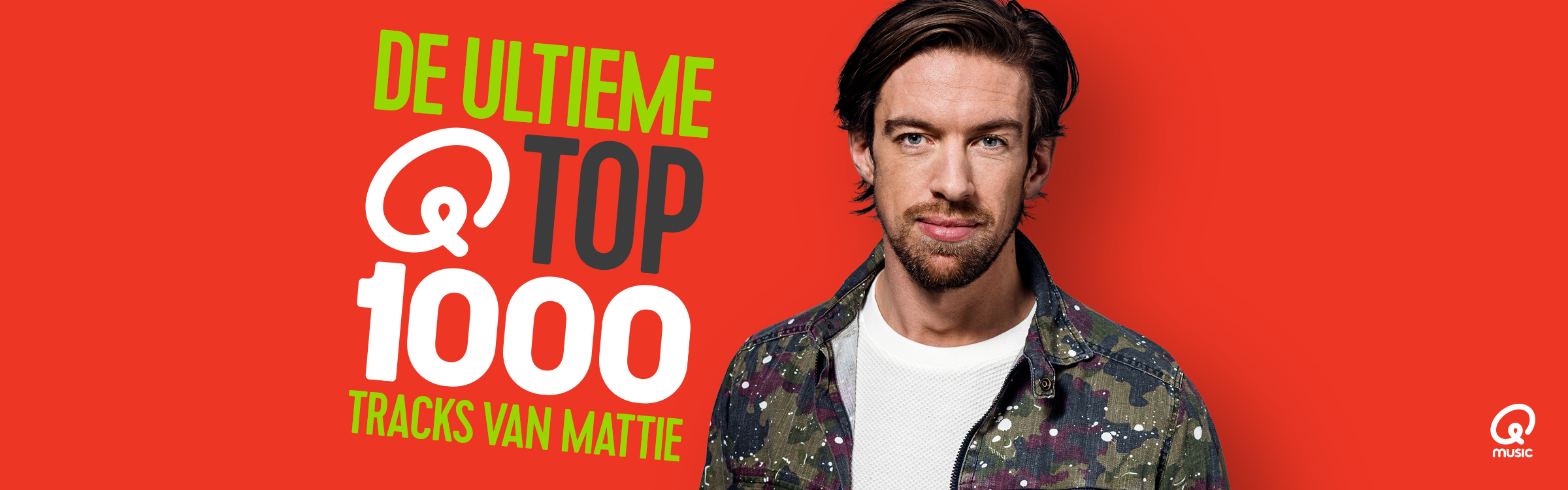 Qmusic actionheader qtop1000 dj mattie