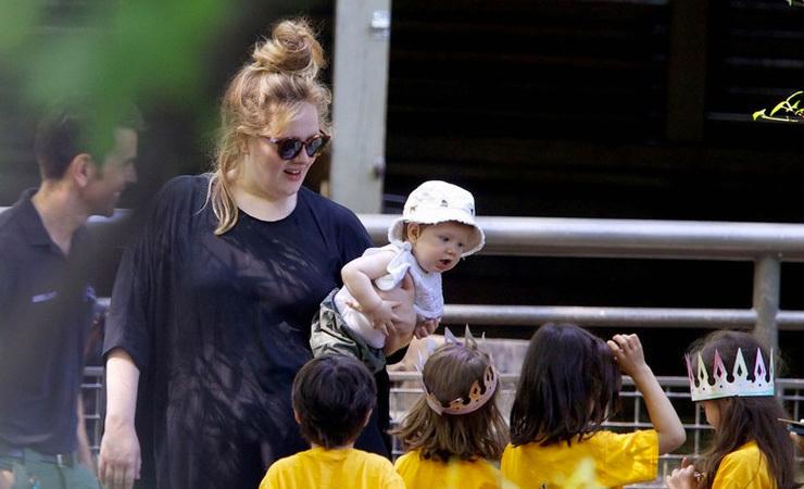 Citaten Zoon Adele : Naam zoon adele eindelijk bevestigd qmusic