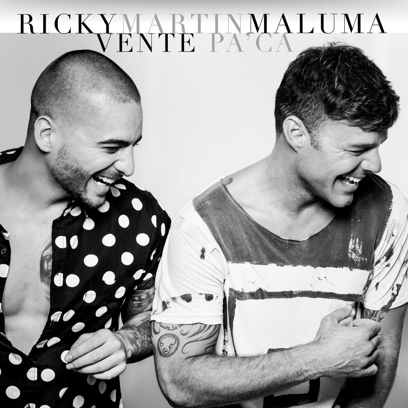 Vente pa ca feat. maluma single
