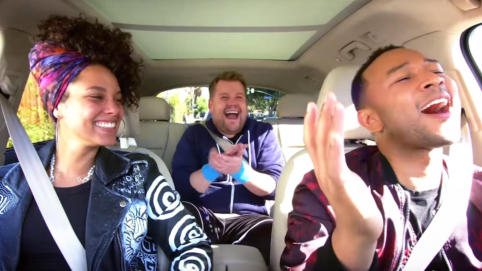 Carpoolkaraoke teaser