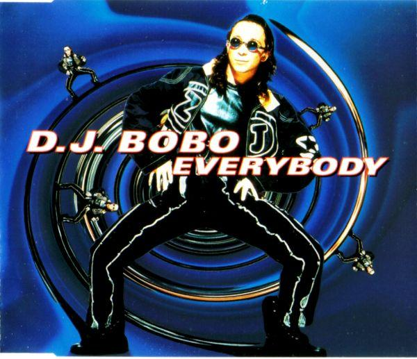 Dj.bobo everybody 255b1994.switzerland.capa 255d