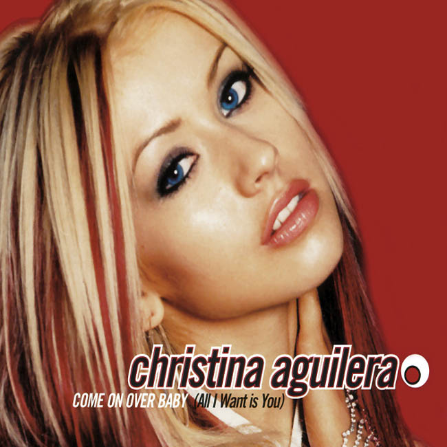 Christina aguilera   come on over