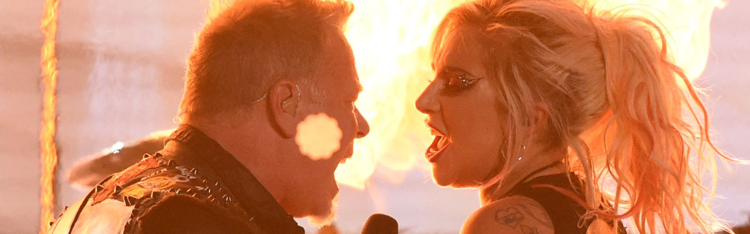 Header metallica gaga