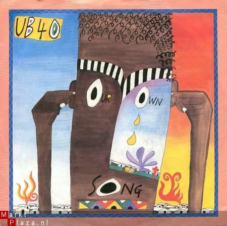 Ub40 sing our own song vinyl single 6330596