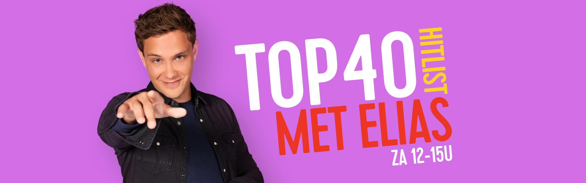 Top 40 hitlist met elias