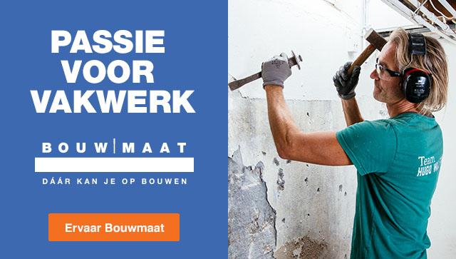 Bouwmaat - Mattie & Marieke op de bouw