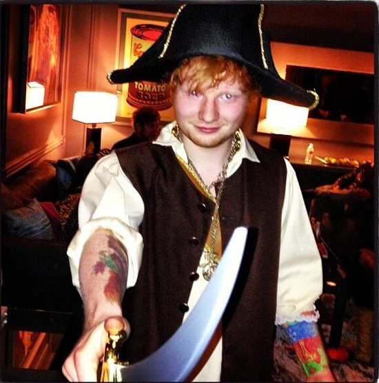 Edsheeran pirate 1