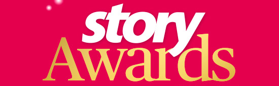 Story awards header