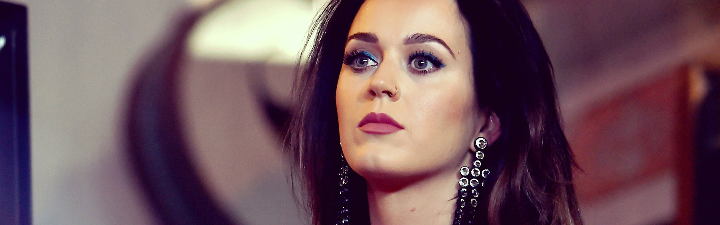 Katy perry hacker header